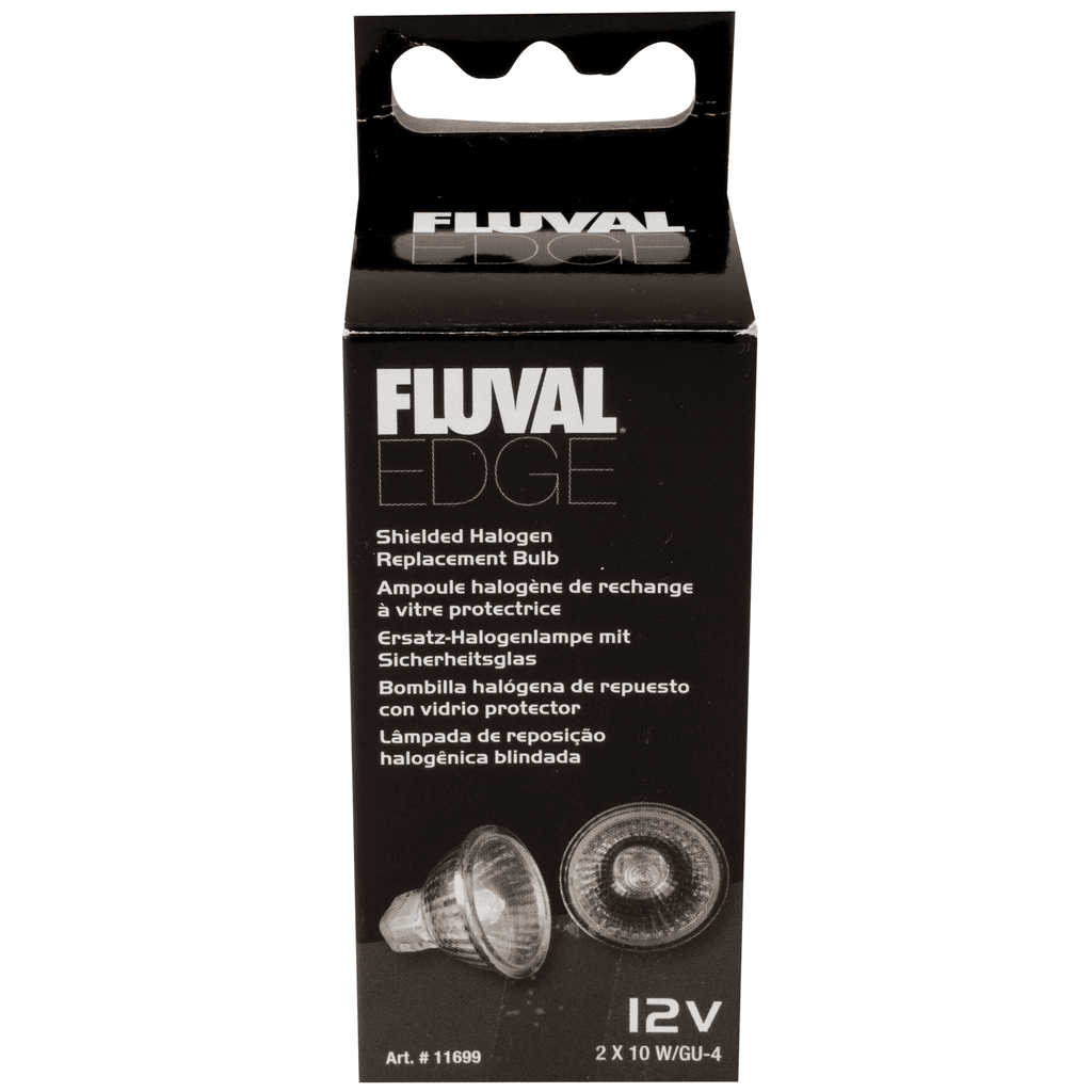 Fluval Edge Replacement 10W Halogen Bulb 2-pack