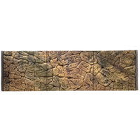 Jungle Bob 3D Aquarium Background 72x23 Inch For 125 Gallon 7801 Thin Beige