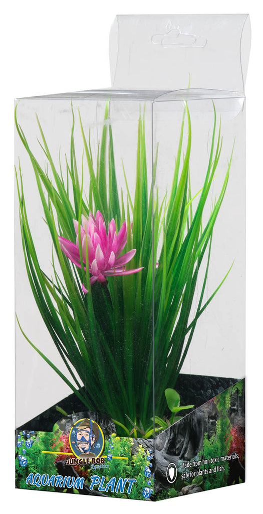"Jungle Bob Aquarium Plant Small(7""- 9.5"") 8529"