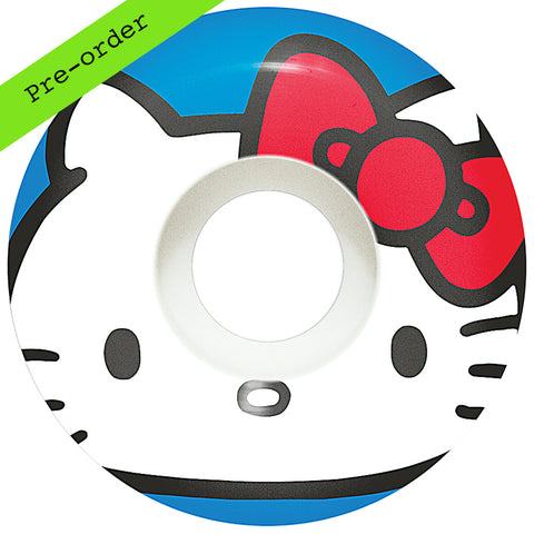 girl hello kitty conical wheels (52mm)