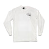 trh x cigg trh by cigg long sleeve (white)