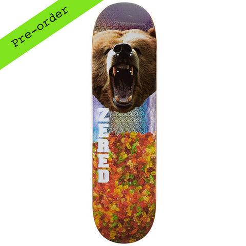 "alltimers zered real bears board (8.3"")"