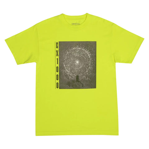 gx1000 inferno tee (safety green)