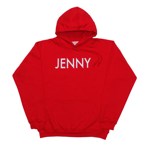 jenny red hoody (red)