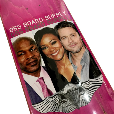 oss love triangle board (pink)