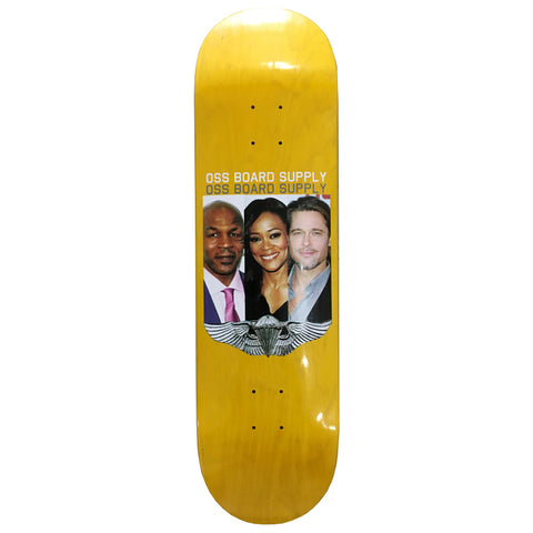 oss love triangle board (yellow)