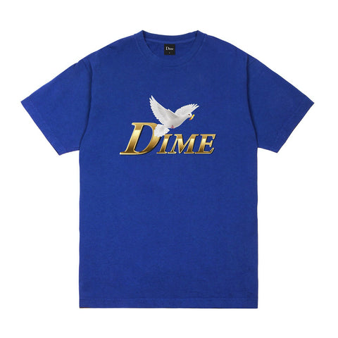 dime fry dove tee (royal blue)