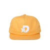dime d star snapback cap (yellow)
