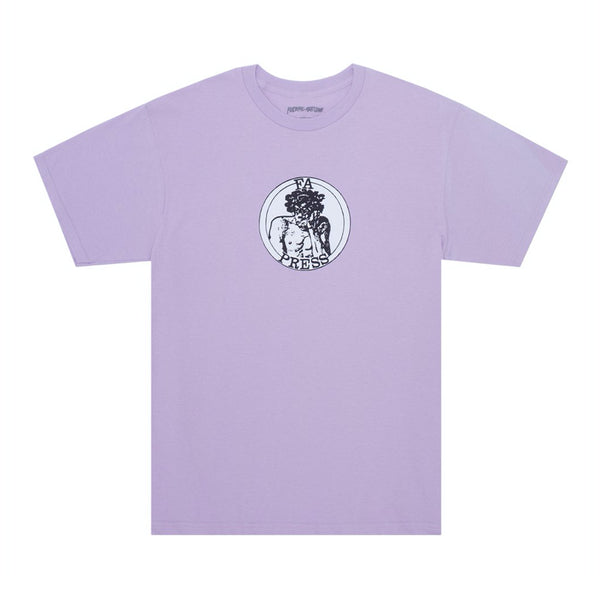 fucking awesome press tee (orchid)