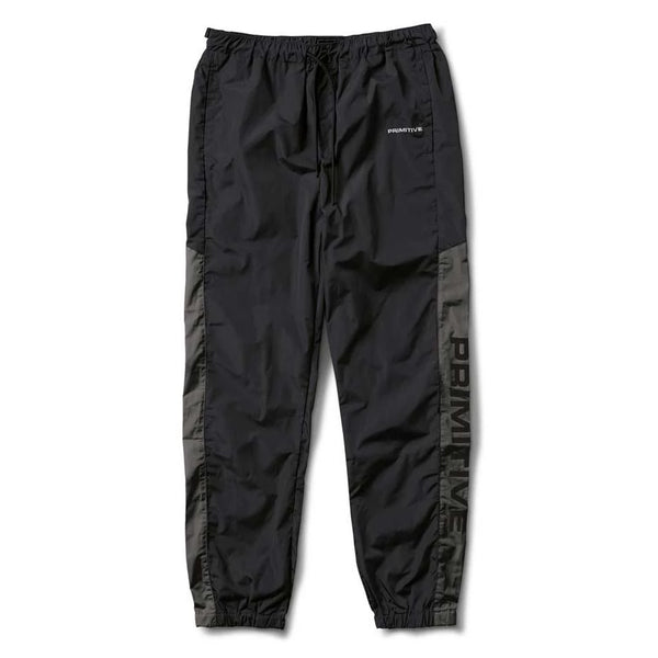 primitive macba nylon pant (black)