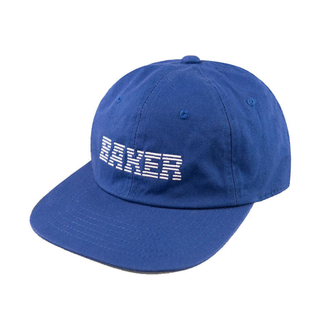baker big blue royal cap