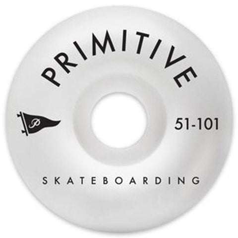 primitive pennant arch wheels (51mm)