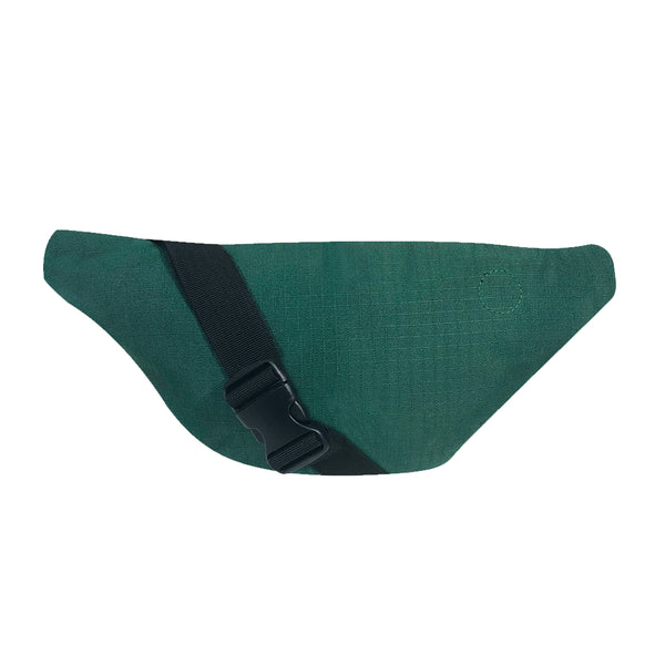 bumbag louie lopez hybrid basic hip bag (forest green/navy blue))