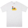 mehrathon beach tee (ash heather)
