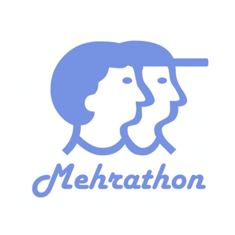 mehrathon medium r&s tee (banana)