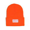 jenny it's called a toque beanie (orange)