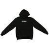 oss x champion speedway embroidered hoodie (black)