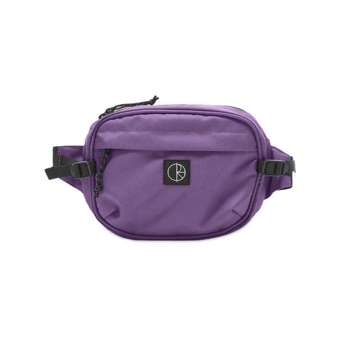 polar cordura hip bag (purple)