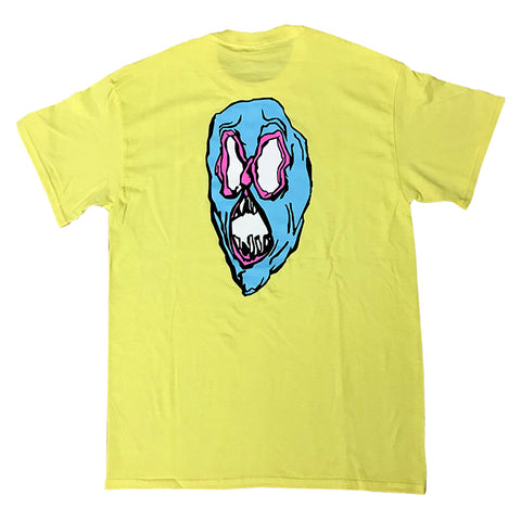 oss scream tee (yellow)