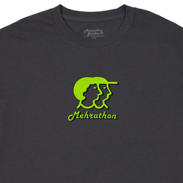 mehrathon r&s shadow tee (charcoal)