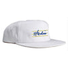 studio bars snapback cap (white)