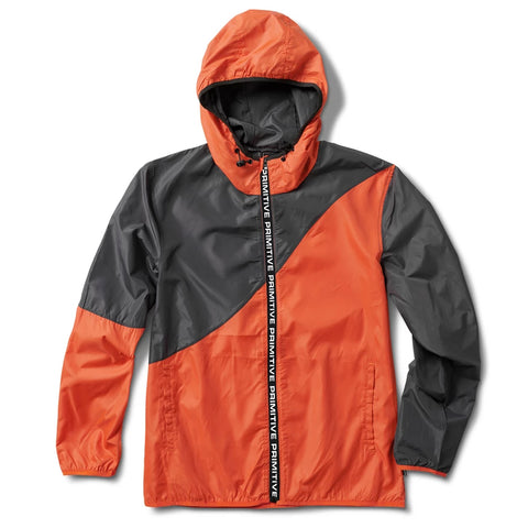 primitive wilshire jacket (burnt orange)