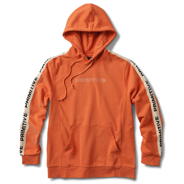 primitive alameda hood (burnt orange)