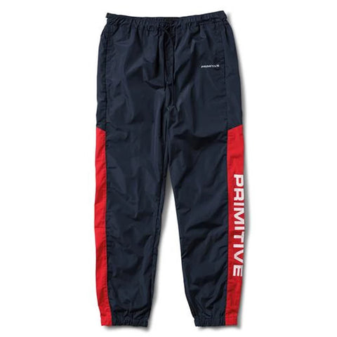 primitive macba nylon pant (navy)