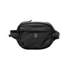 polar cordura hip bag (black)