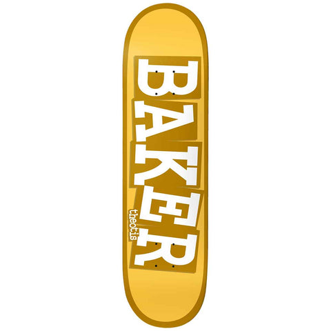 "baker theotis ribbon name board (yellow/8.38"")"