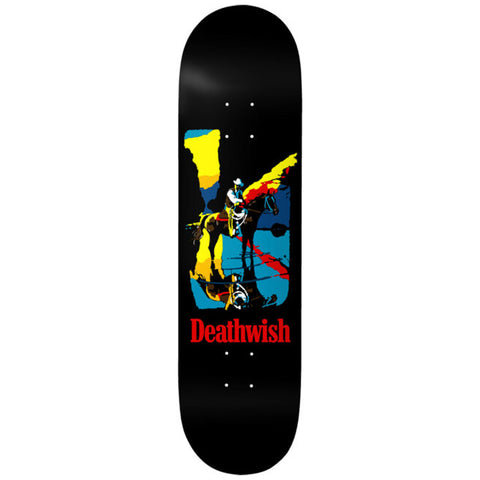 "deathwish heath valley board (8.25"")"