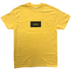 oss coco negative tee (yellow)