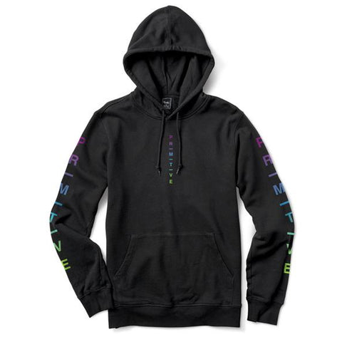 primitive moods gradient hood (black)
