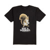 skate mental squirrel tee (black)