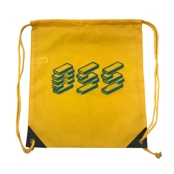 oss stacks nylon bag (gold)