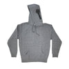 hardies side print hood (grey)