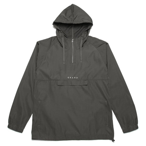 grand collection anorak(charcoal)