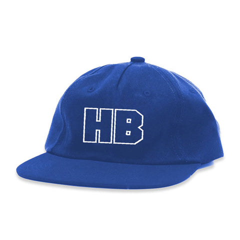 hotel blue hb cap (royal)