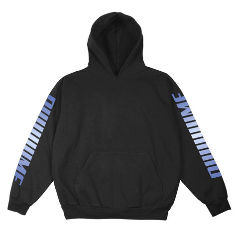 dime screaming hoody (black)