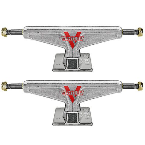 venture logo polished lo trucks (5.2/8.0-8.25)