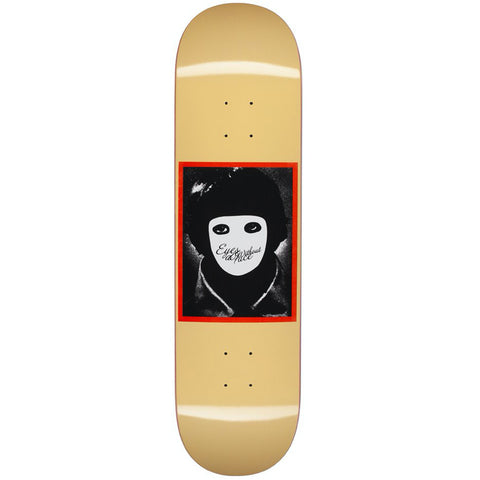 "hockey no face board (yellow/8.25"")"