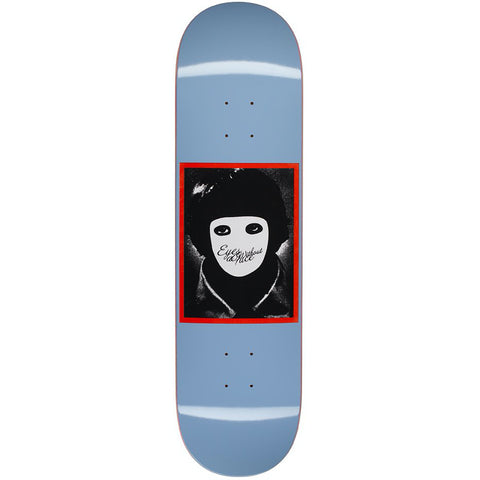 "hockey no face board (blue/8.38"")"