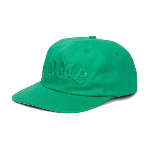 dime spell out cap (green)