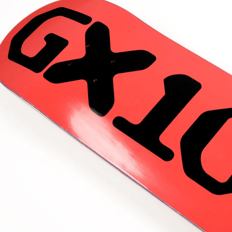gx1000 og logo board (red)