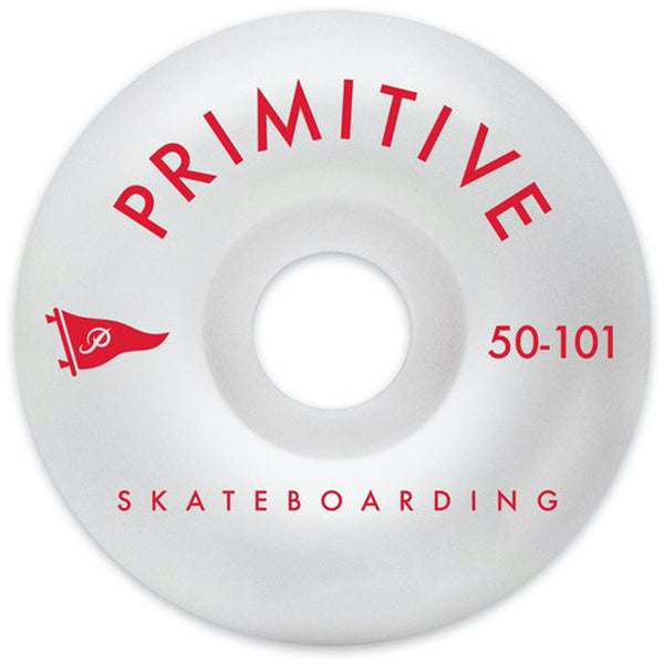 primitive pennant arch team wheels (50mm)