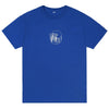 classic 3d tony tee (royal)