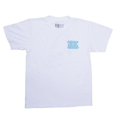 cortina fire woman tee (white)
