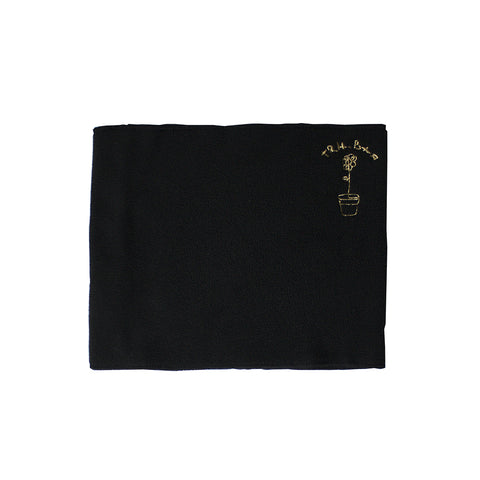 trh-bar x lebicar neck warmer (black/gold)