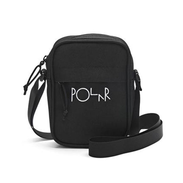 polar cordura mini dealer bag (black)