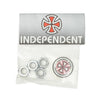 independent axel nuts